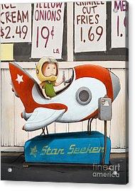 Star Seeker Acrylic Print