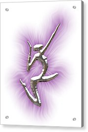 Star Spirit Acrylic Print