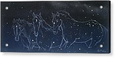 Star Spirits Acrylic Print