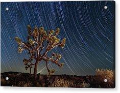 Star Spun Acrylic Print