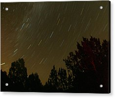 Star Tripping Acrylic Print by David S Reynolds