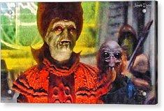 Star Wars Durosians Leader - Da Acrylic Print