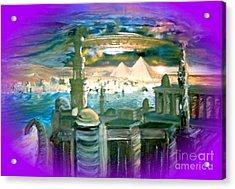 Stargate Acrylic Print