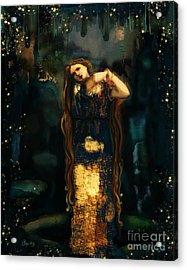 Midnight Starlight Acrylic Print