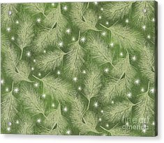 Starlight Christmas Viii Acrylic Print