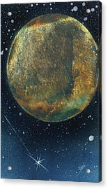 Starlight Star Bright Acrylic Print by Jason Girard