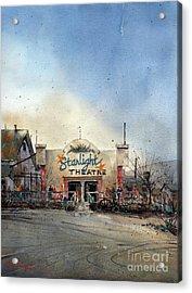 Starlight Theater Acrylic Print