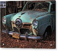 Starlite Coupe Acrylic Print