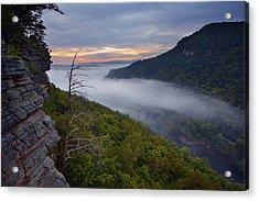 Starr Mountain Sunrise Acrylic Print