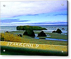 Starrchild Acrylic Print