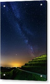 Starry Sky Above Me Acrylic Print