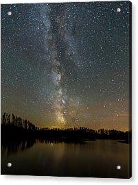 Starry Starry Night Acrylic Print