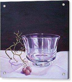 Starving Artist Acrylic Print