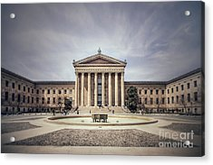 State Of The Art Acrylic Print