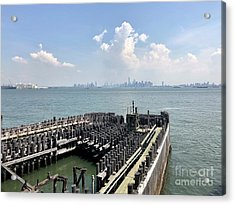 Staten Island  Acrylic Print