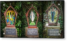 Stations Of The Cross 5 Acrylic Print