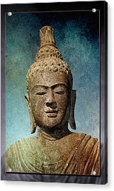 Statue 3 Acrylic Print