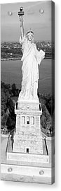 Statue Of Liberty, New York, Nyc, New York City, New York State, Usa Acrylic Print