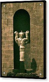 Statues Individual #1 Acrylic Print