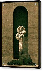 Statues Individual #2 Acrylic Print