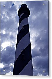 St.augustine Light House Acrylic Print