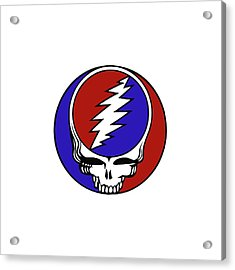 Steal Your Face Acrylic Print by Gd