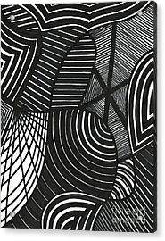 Stealth Acrylic Print