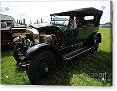 Steam Car Acrylic Print