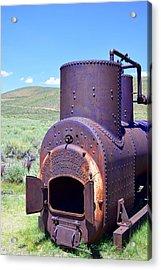 Steam Generator Acrylic Print