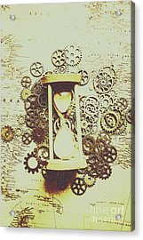 Steampunk Time Acrylic Print by Jorgo Photography - Wall Art Gallery
