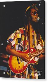 Steel Pulse Frontman David Hinds Acrylic Print