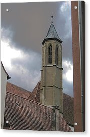 Acrylic Print featuring the photograph Steeple by Dylan Punke