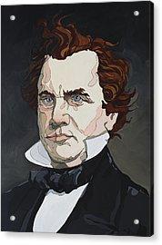 Stephen A. Douglas Acrylic Print