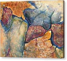 Stepping Stones No.7 Acrylic Print