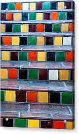 Steps One Acrylic Print