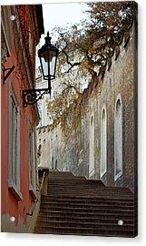 Steps To Saint Vitus Acrylic Print