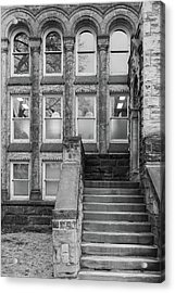Steps Up Acrylic Print