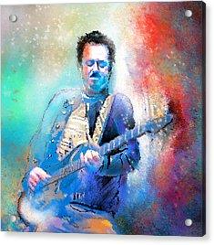 Steve Lukather 01 Acrylic Print