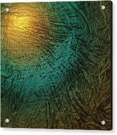 Stiff Breeze Acrylic Print
