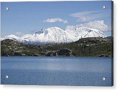 Stikine Mountains 7 Acrylic Print
