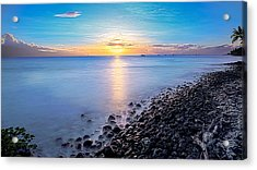 Stiletto Shore Acrylic Print
