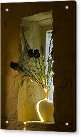 Still Image Acrylic Print by Gabor Pozsgai
