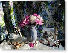 Still Life For An Animal Lover Acrylic Print