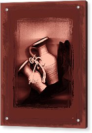 Still Life Acrylic Print by Gerlinde Keating - Keating Associates Inc