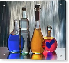 Acrylic Print featuring the photograph Still Life by Vladimir Kholostykh
