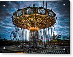 Still Memories Acrylic Print by Pixel Perfect by Michael Moore