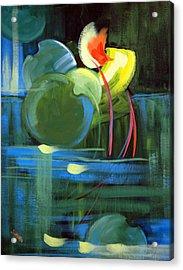 Still Water Acrylic Print