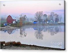 Still Waters On Stoneledge Lake Acrylic Print