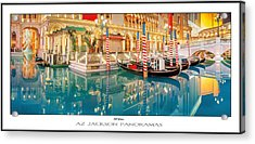 Still Waters Poster Print Acrylic Print by Az Jackson