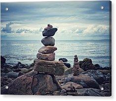 Still Zen Acrylic Print